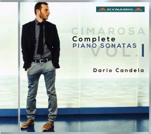 Cimarosa: Complete Piano Sonatas Vol. 1