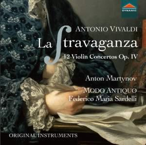 Vivaldi: La stravaganza, Op. 4 Product Image