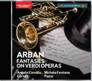 Arban: 14 Fantasias on Verdi Operas Product Image