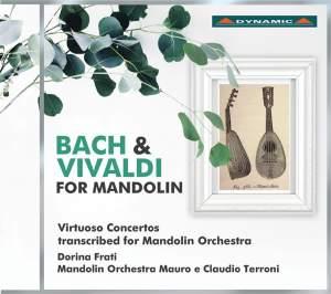 Vivaldi: Concerto for 2 Mandolins, Strings and Continuo in G