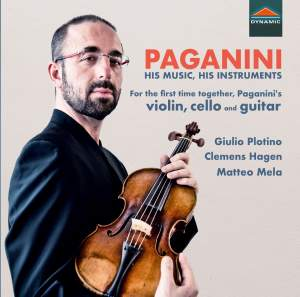 Paganini: His Music, His Instruments Product Image