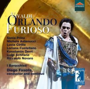 Vivaldi: Orlando furioso, RV Anh. 84 Product Image