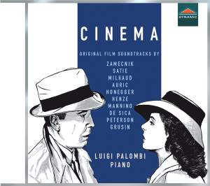 Cinema: Original Film Piano Soundtracks