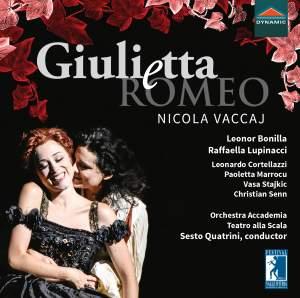 Vaccaj: Giulietta e Romeo (Live) Product Image