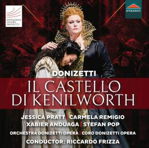 Donizetti: Il castello di Kenilworth (Live)