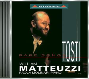 Tosti: Rare Songs