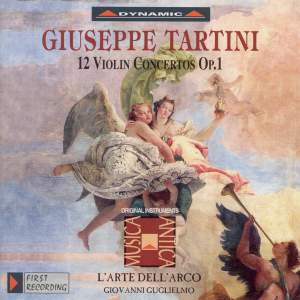 Tartini - The Violin Concertos Volume 1