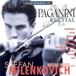 Stefan Milenkovich: Paganini Recital