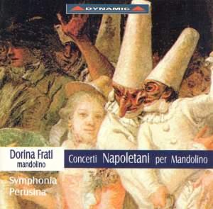 Concerti Napoletani per Mandolino Product Image