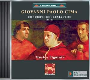Cima, G: Concerti ecclesiastici