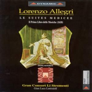 Allegri, L: Il Primo libro della Musiche