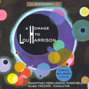 A Homage to Lou Harrison