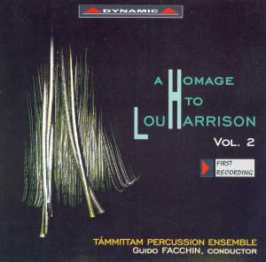 A Homage to Lou Harrison, Vol. 2