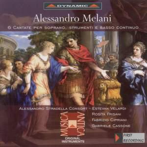 Melani: 6 Cantatas for soprano, instruments and basso continuo