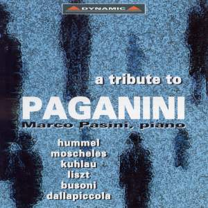 A tribute to Paganini