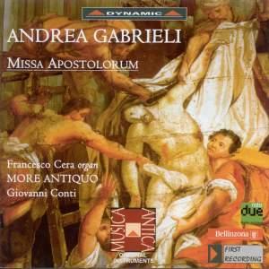 Gabrieli, A: Missa Apostolorum