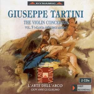 Tartini - The Violin Concertos Volume 9