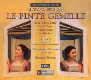 Piccinni: Le finte gemelle (The Fake Twins)
