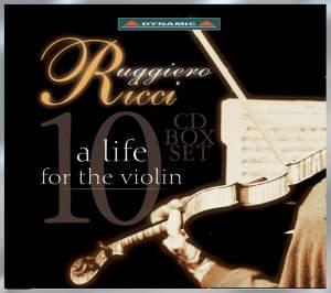 Ruggiero Ricci: A Life For The Violin