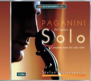 Paganini: Complete Works for Solo Violin