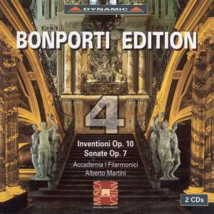 Bonporti: Complete Works (Vol. 4)