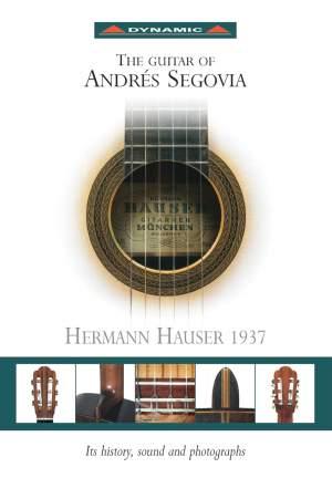 The Guitar of Andres Segovia