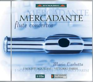 Mercadante: Flute Concertos