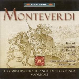 Monteverdi: Il Combattimento di Tancredi e Clorinda & Madrigals