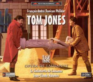 Philidor, F-A: Tom Jones