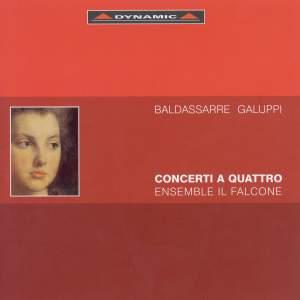 Galuppi: Concerti a Quattro