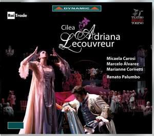 Cilea: Adriana Lecouvreur Product Image