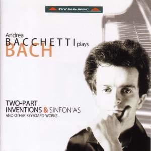 Andrea Bacchetti plays Bach