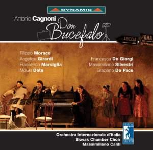 Cagnoni: Don Bucefalo