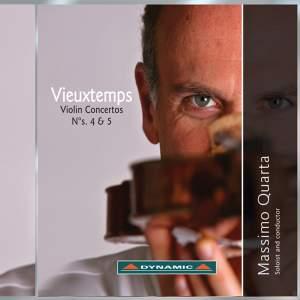 Vieuxtemps - Violin Concertos Nos. 4 & 5