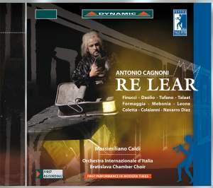 Cagnoni: Re Lear (King Lear)