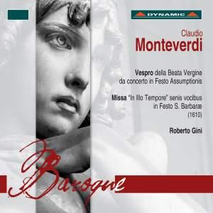 Monteverdi: Vespro e Missa della Beata Vergine (1610)