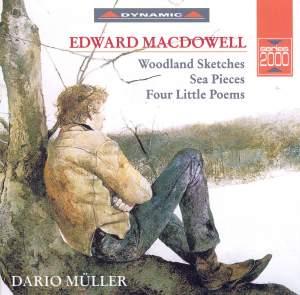 Edward MacDowell: Piano Works Product Image