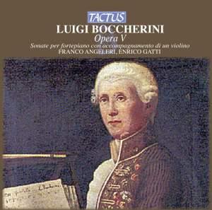 Boccherini: Keyboard Sonatas (6), Op. 5 Product Image