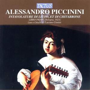Piccinini: Intavolatura di Liuto, et di Chitarrone, Book 1 Product Image