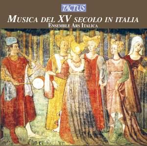 Musica del XV Secolo in Italia Product Image