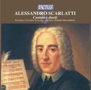 Alessandro Scarlatti: Cantate e Duetti Product Image