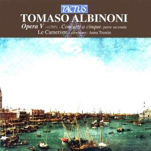 Albinoni: Concerti for Five Instruments