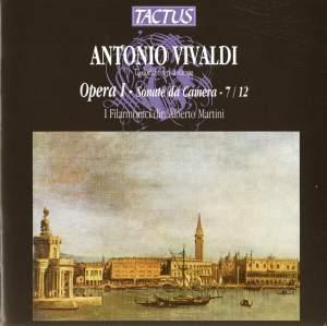 Vivaldi: Opera I - Sonate da Camera - 7/12
