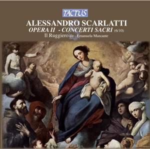 Scarlatti: Concerti Sacri Product Image