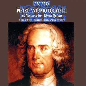 Locatelli: 6 Sonatas, Op. 5