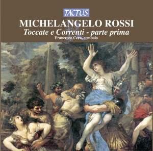Michelangelo Rossi: Toccate e Correnti, parte prima Product Image