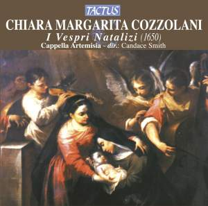 Cozzolani: I Vespiri Natalizi (1650) Product Image