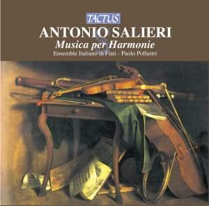 Antonio Salieri: Musica per Harmonie