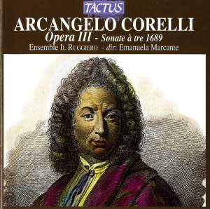 Corelli: Sonate a tre, Op. 3 (complete) Product Image