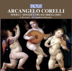 Corelli: Sonate da chiesa a tre, Op. 3 Product Image